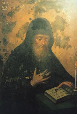 Преподобни Зинон постник, Печерски