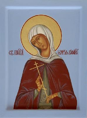 Св. преподобна Мария Витинска