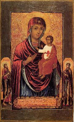 Виленска чудотворна икона на Богородица