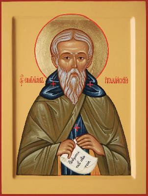 Св. преподобни Емилиан Италийски