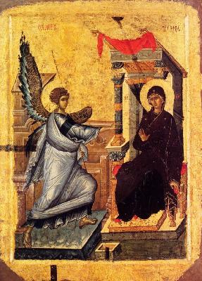 Благовещение на Пресвета Богородица