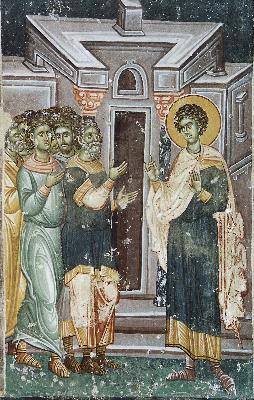 Поучения на Великомъченик Георги Победоносец