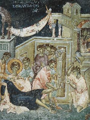 Мъчение на Великомъченик Георги Победоносец 3