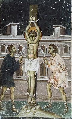 Мъчение на Великомъченик Георги Победоносец 4