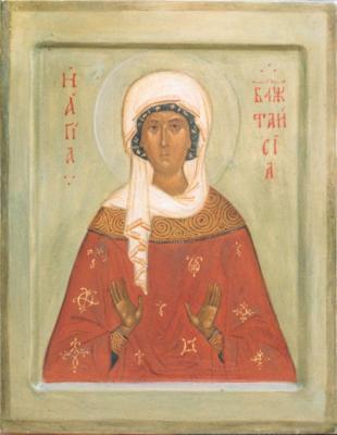 Св. блажена Таисия