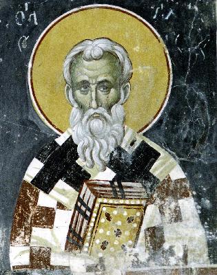 Св. преподобни Ахилий, епископ на Лариса