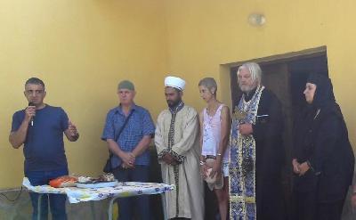 Мюсюлмани и християни дадоха общ курбан за здраве и берекет в село Каменари