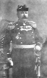 капитан I ранг Матей Стойков
