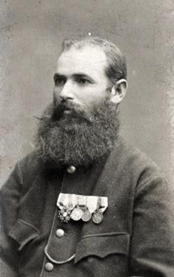 българския герой майор Райчо Николов