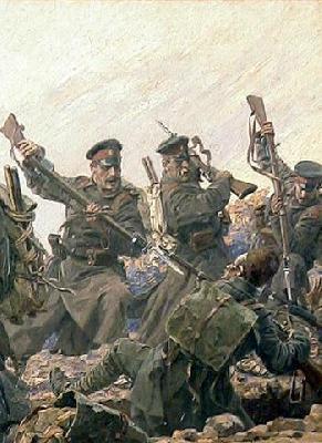 балканска война