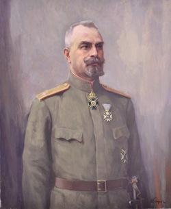 Генерал-лейтенант Стефан Богданов