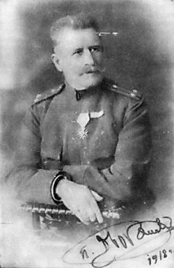 полковник Панайот Дворянов