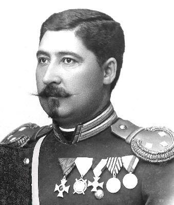 генерал-лейтенант Панайот Бърнев (1859 – 1934)