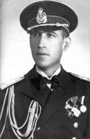 капитан I ранг Борис Рогев