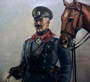 Портрет на бащата на българската конница -генерал-лейтенант Иван Колев