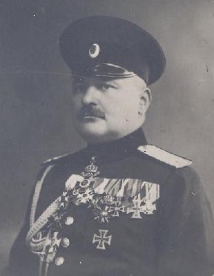 отличния български офицер – генерал от пехотата Никола Бакърджиев